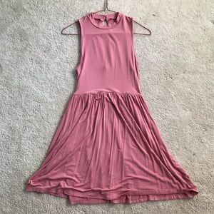 Mauve Forever 21 Dress